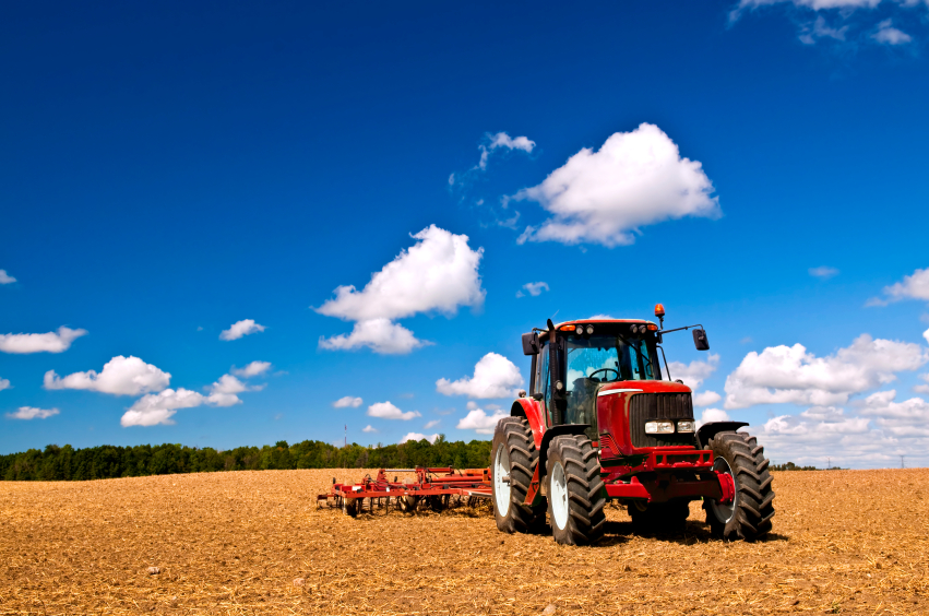 Agricultural Machinery Finance