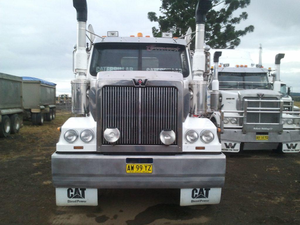 Prime Mover Truck Finance