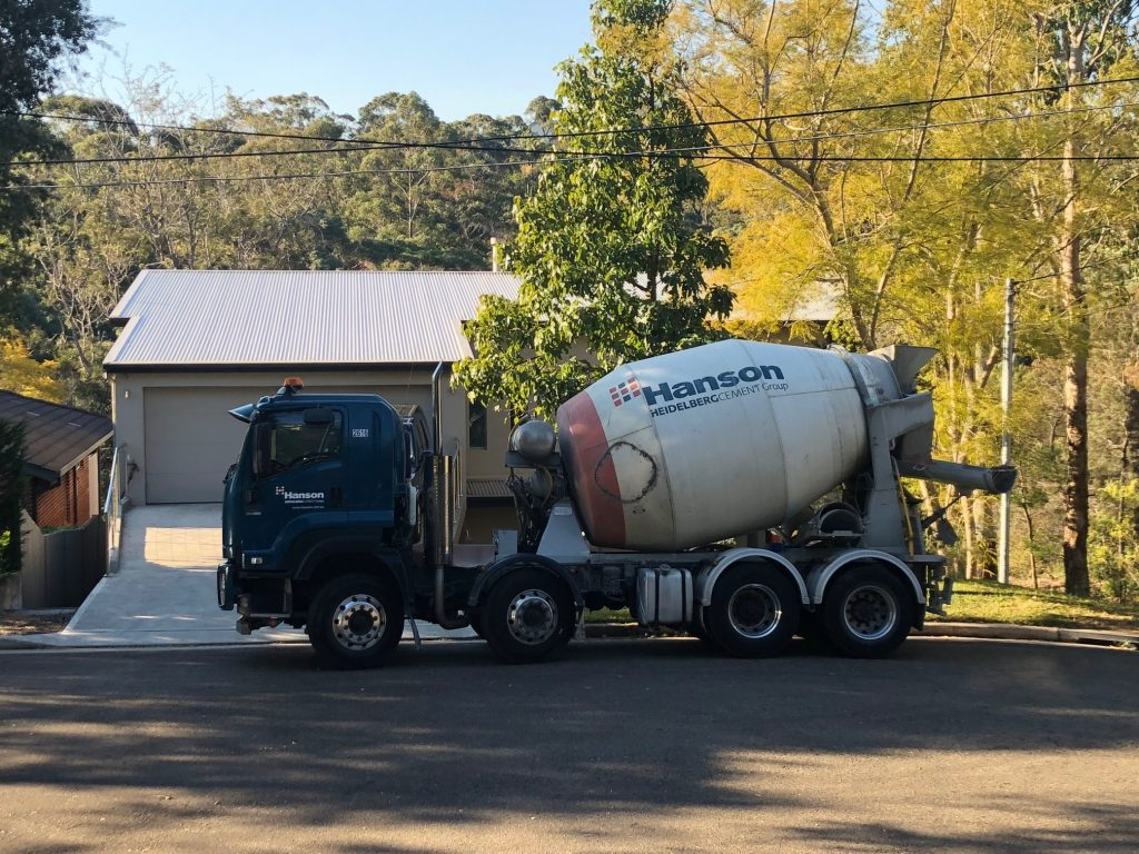 Concrete truck finance